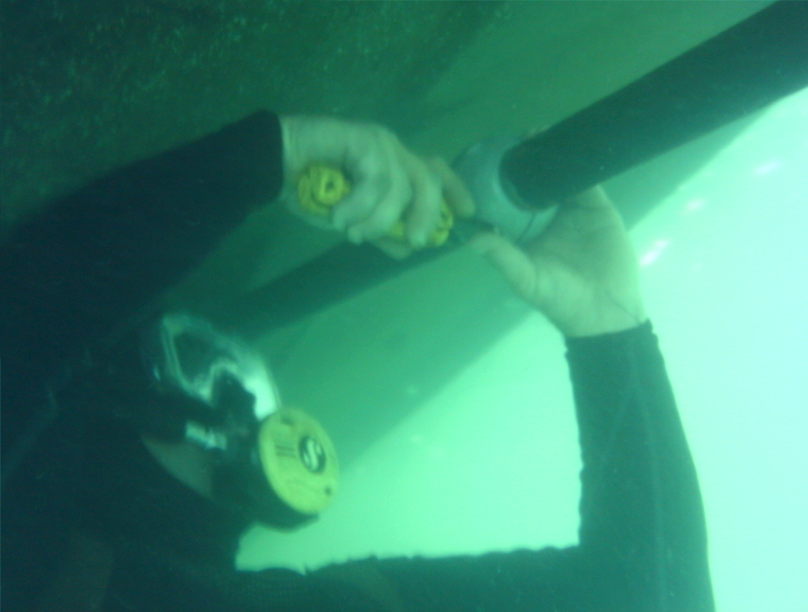 Underwater Maintenance and Commercial Dive Service in Palm Beach County